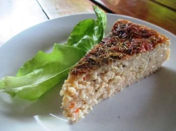 NKM Mekong fish loaf