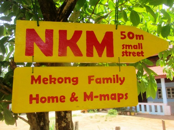 NKM sign
