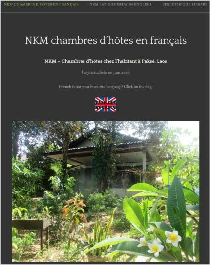 NKM website wordpress