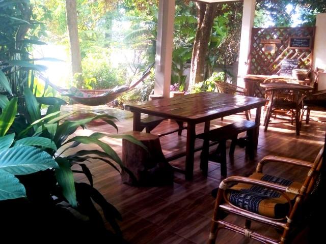 peaceful terrasse